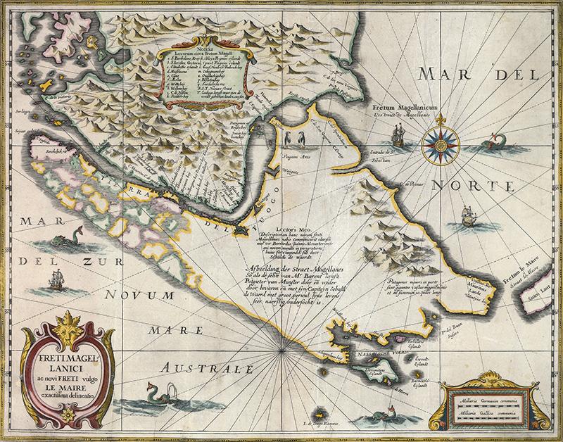 Map hondius-1635p